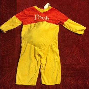 Winnie The Pooh Costume Size 12-18 mos.